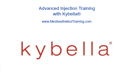 Meet your patients demands with Kybella® Training